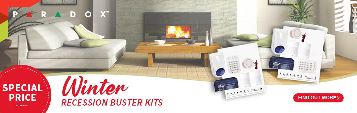 Paradox Winter Recession Buster Kits Promotion