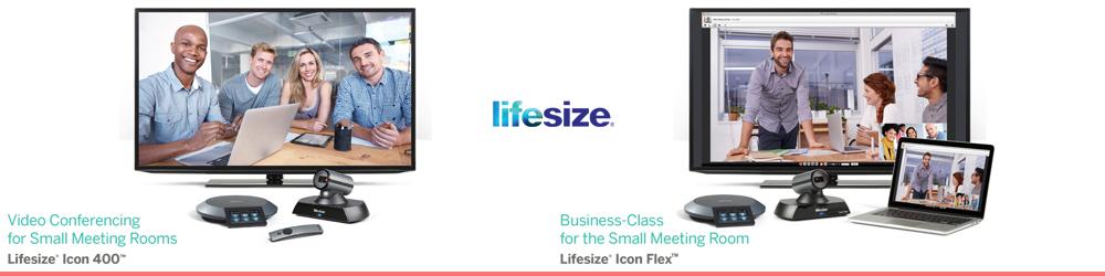 Lifesize Icon 400 & Flex Banner