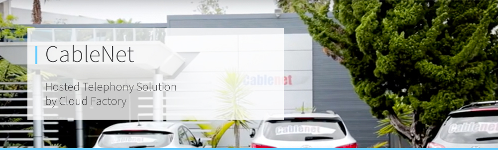 CableNet Solutions Banner