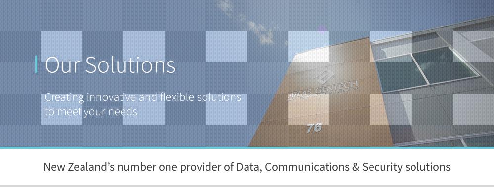 Atlas Gentech Solutions Banner