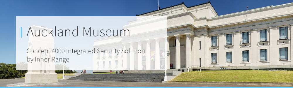 Auckland Museum Solutions Banner