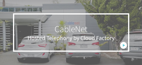 CableNet Hosted Telephony Solution by Cloud Factory