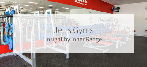 Jetts Gyms by Inner Range Insight