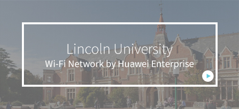 Lincoln University Wi-Fi Solution by Huawei Enterprise